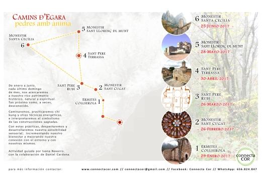Camins d'Egara 2017 - Pedres amb ànima