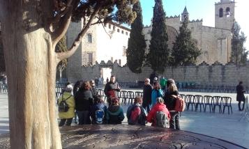 Connecta Cor - Camins d_Egara 2017 – 02 Sant Cugat 02