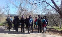 Connecta Cor - Camins d_Egara 2017 – 02 Sant Cugat 07