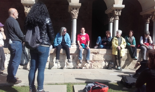 Connecta Cor - Camins d_Egara 2017 – 02 Sant Cugat 10