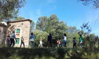 Connecta Cor - Camins d_Egara 2017 – 05 Sant Llorenç 03