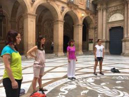 Connecta Cor - Camins d_Egara 2017 – 06 Montserrat 09