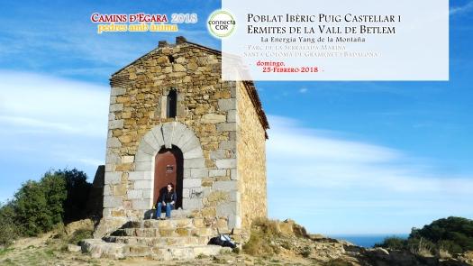 Camins d'Egara - Poblado Ibérico Puig Castellar y Ermitas de la Vall de Betlem
