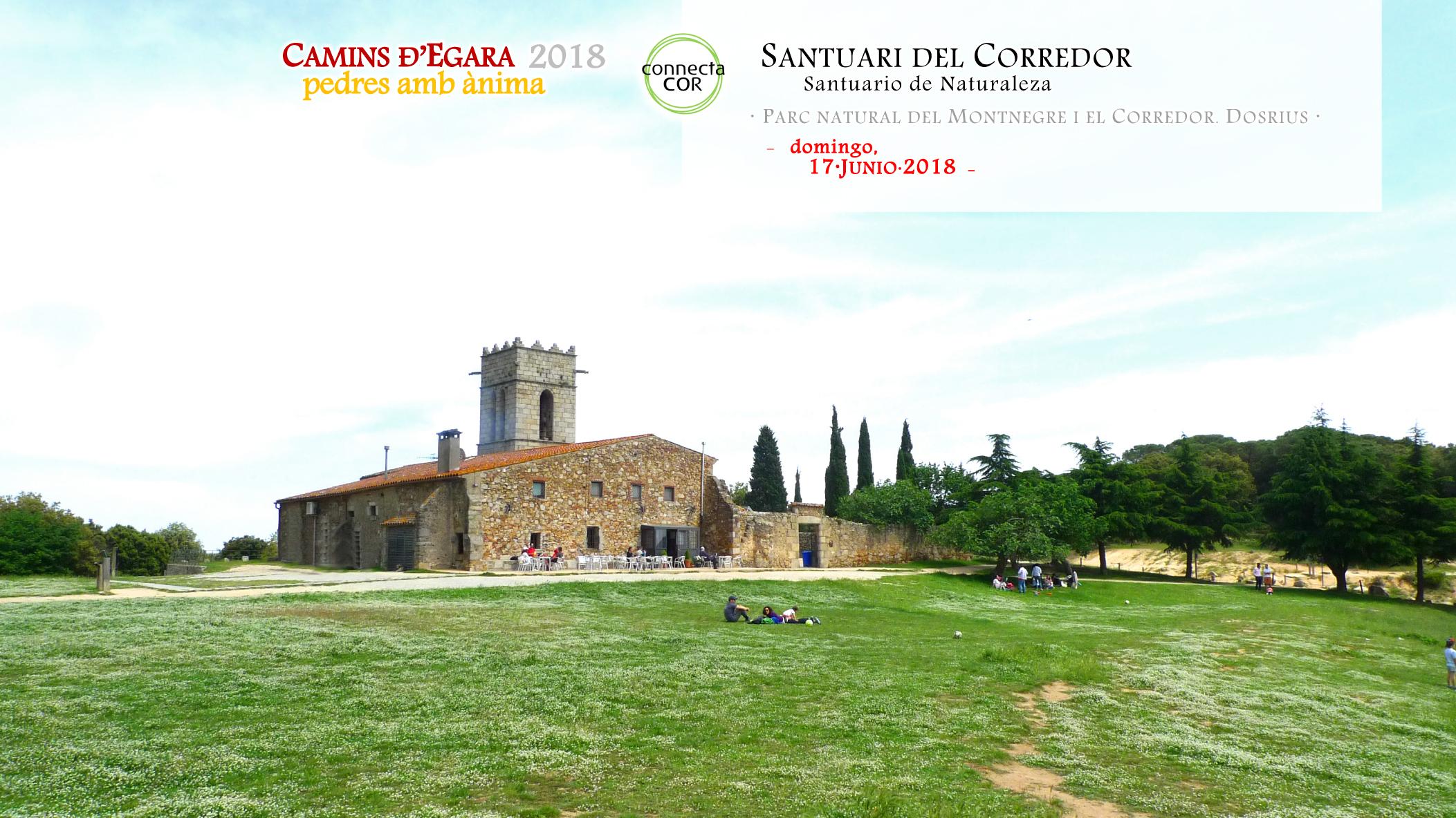 Santuari del Corredor - Connecta Cor