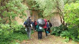 Connecta Cor - Camins d_Egara 2018 – 08 Cripta Guell