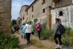 Connecta Cor - Camins d_Egara 2018 – 09b Cripta Guell