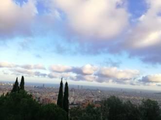 Connecta Cor - Camins d_Egara 2018 – 01a Park Guell